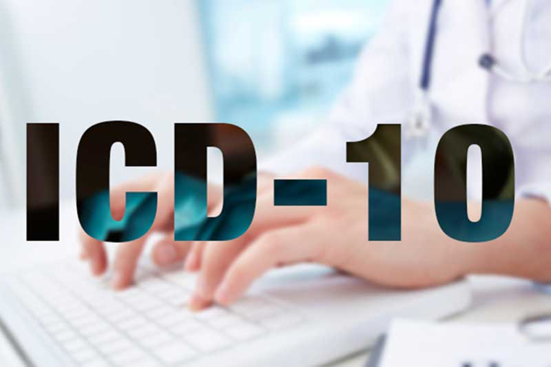 What is the difference between ICD 9 and ICD 10